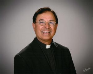 Father George Aranha, Pastor of Santa Teresa Parish