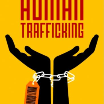 Human Trafficking Meeting May 30th 7pm in Saint John of the Cross