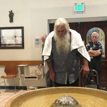 Baptism on 10-15-2017