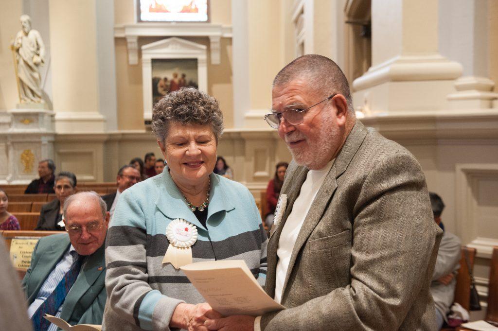 Wedding Anniversary Mass