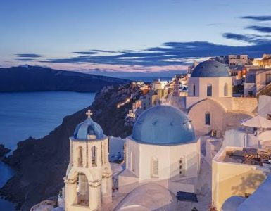 PILGRIMAGE TO GREECE