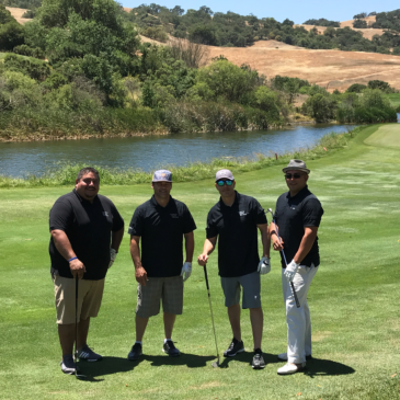Our 2nd Golf Tournament was a success!