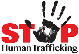 stop human trafficking | Santa Teresa Catholic Church
