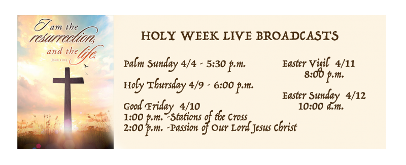 holy week easter cell