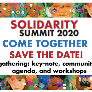 SOLIDARITY SUMMIT 2020